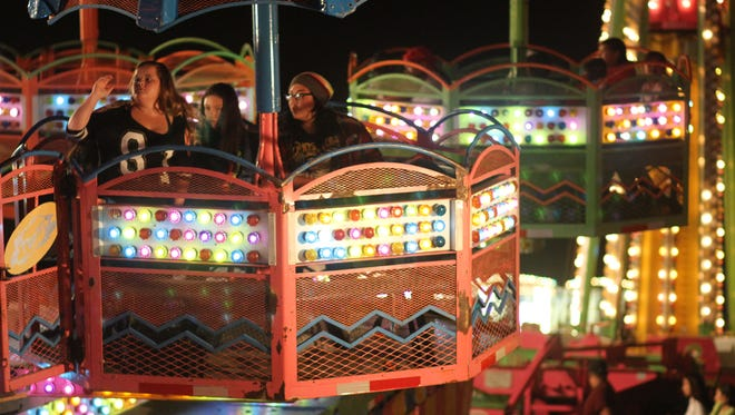 Bennett's Carnival Midway is set to return to the Southwestern new Mexico State Fair, Oct. 5-9, 2016.