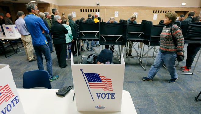 New York may join 37 other states in allowing for early voting.
