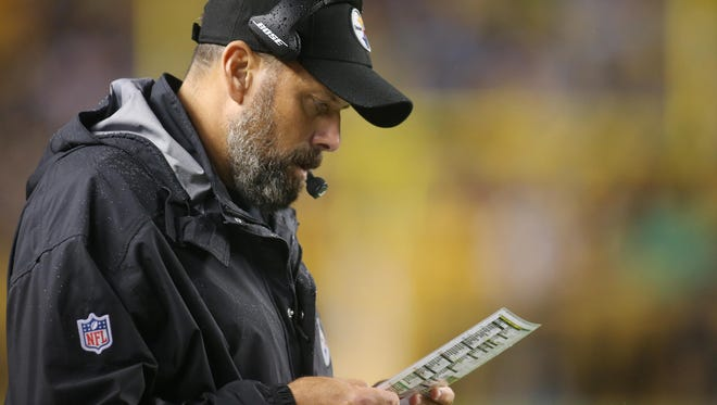 Former Steelers offensive coordinator Todd Haley could be an option for the Jets.