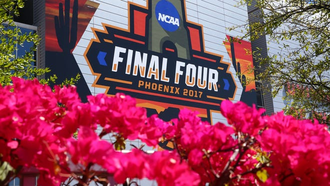 The Final Four Dribble will have thousands of children taking the court by storm where they will be given their very own official NCAA basketball and t-shirt.