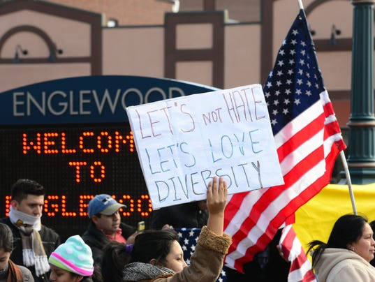 Immigrant March