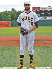 Before heading to play for the Anchorage Bucs, Ed Voyles