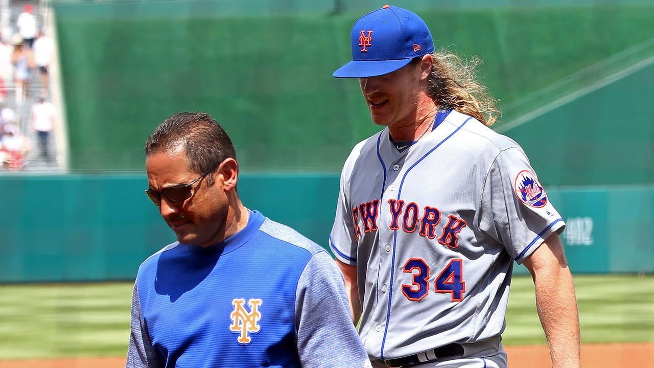 Image result for sad noah syndergaard