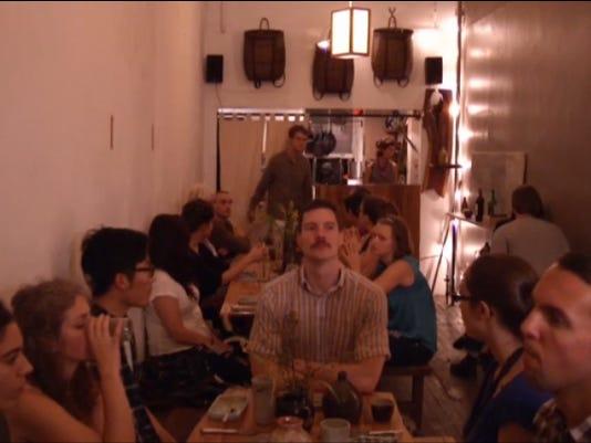 eat silent restaurant new york
