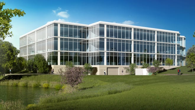 Muir Woods Research and Technology Center has landed an anchor tenant. Construction of the Wauwatosa office building begins in August.