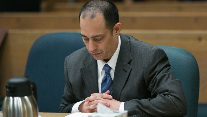 Former El Paso County Judge Anthony Cobos will be sentenced on Jan. 29.