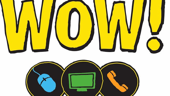 WOW! plans to launch 1 gigabit service later this year.