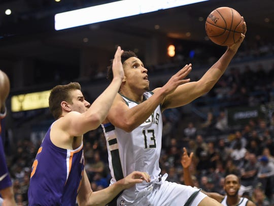 Malcolm Brogdon, who was coming off a season in which he was named the league's rookie of the year, said the greatest thing he'll remember about this campaign is the injuries that forced him to miss 30 games.