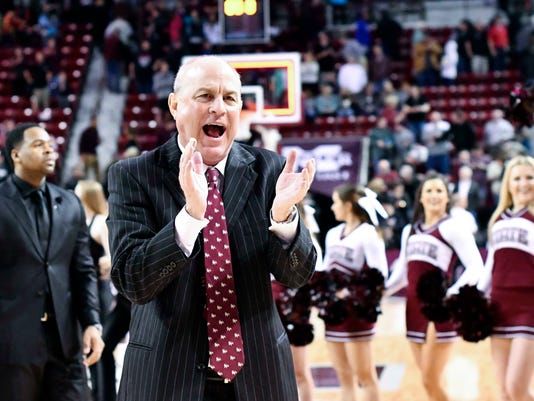 NCAA Basketball: Alabama at Mississippi State
