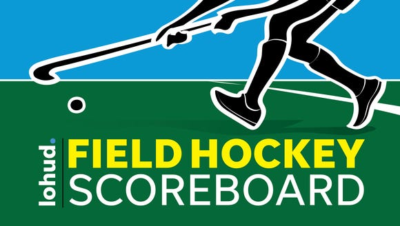 Field hockey scoreboard Sept. 19, 2017