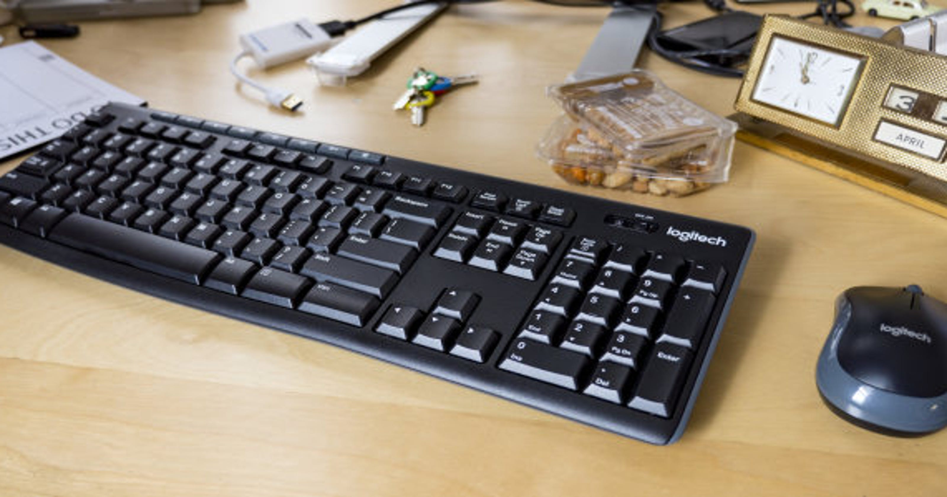 the best wireless keyboard and mouse of 2017. Black Bedroom Furniture Sets. Home Design Ideas