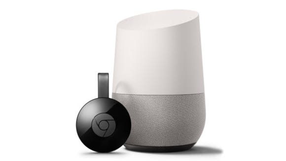 Your Google Home and Chromecast may be leaking your precise