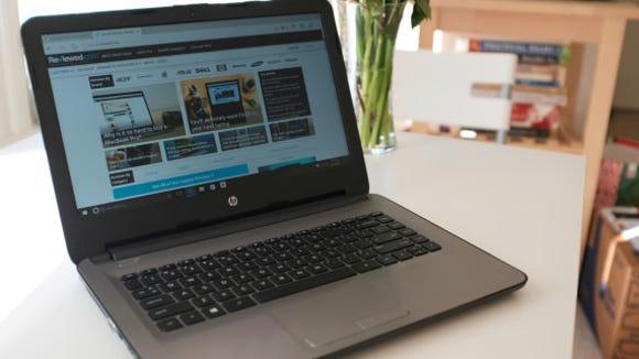 HP 14‑an013nr laptop