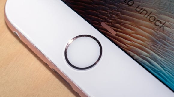 Apple iPhone 6s Home Button