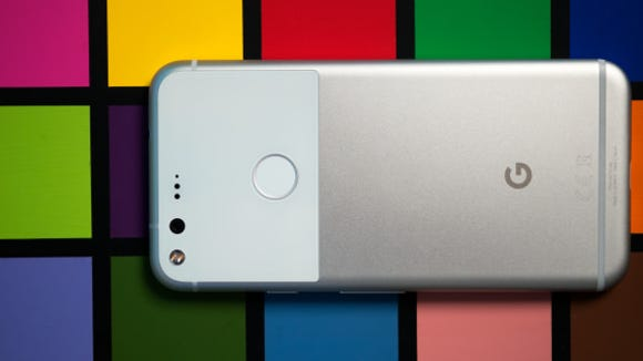 The original Google Pixel features a best-in-class camera that blew us away in testing.