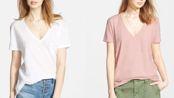 The perfect layering shirt.