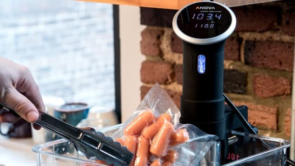 Best gifts for dad: Anova Bluetooth sous vide immersion circulator
