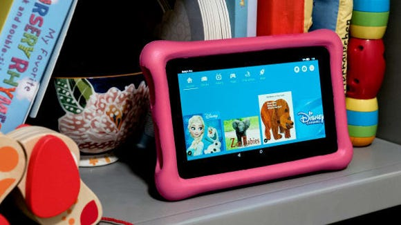 All-New HD Fire Kids Edition Tablet