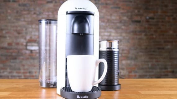 The Nespresso VertuoPlus actually makes good coffee—and now it's on sale.