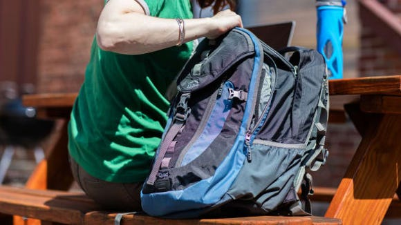 Our top-rated backpack is great for work or school.