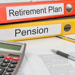 Retirement: What to do if your defined benefit pension plan is frozen