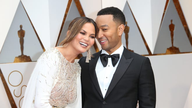Chrissy Teigen and John Legend have also stood the test of time.