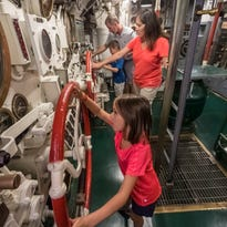 Manitowoc's Wisconsin Maritime Museum to offer submarine sleepovers July 7, Aug. 11
