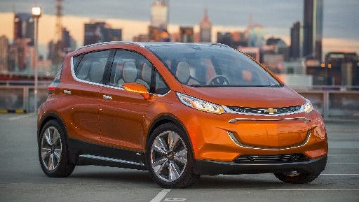 A Lyft executive said Wednesday that the first shipments of the 2017 Chevrolet Bolt EV will go to drivers for Lyft.