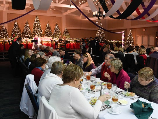 This year's University of Southern Indiana Madrigal Feaste is Thursday through Sunday.
