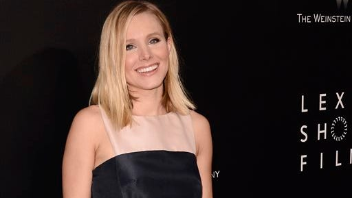 """Kristen Bell attends the world premiere of """"Lexus Short Films"""" at Regal LA LIVE in Los Angeles. Bell offered eco-friendly lifestyle tips as a brand ambassador for Neutrogena Naturals on Tuesday in Bel Air, Calif."""