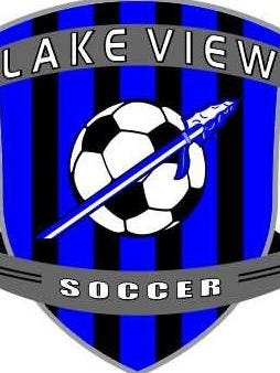 Lake View soccer crest
