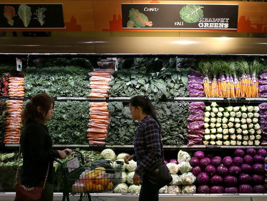 Whole Foods Launches Produce Rating System To Highlight Environmental Impact