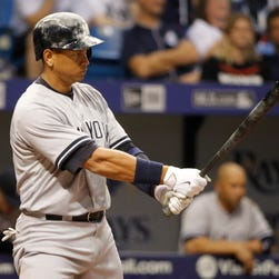 Alex Rodriguez's road back from suspension