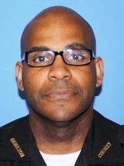 Hamilton County Sheriff's Deputy Terry Harper