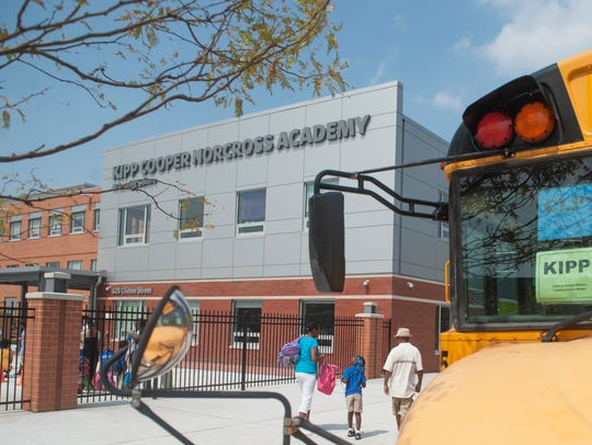 A state auditor's report found that some renaissance schools in Camden failed to comply with requirements relating to criminal background checks, employee certifications, enrollment and transparency.