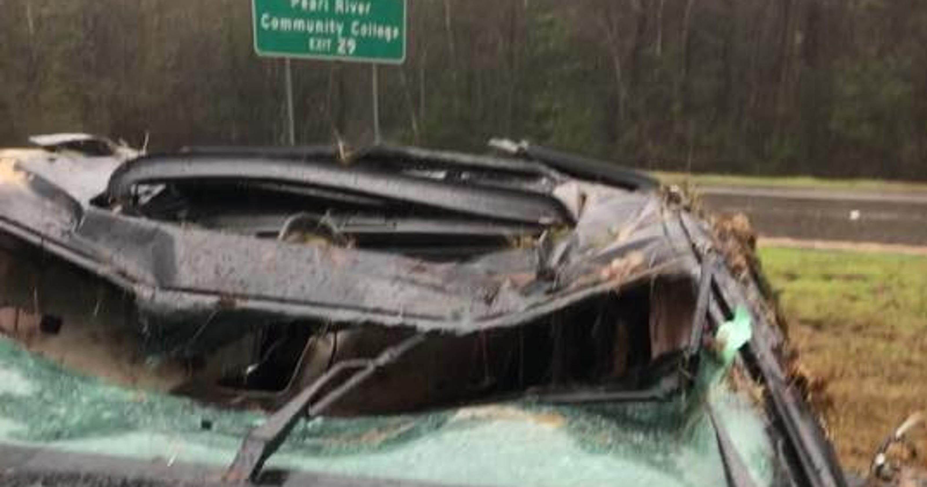 "Chuck Wicks injured in serious car crash on way to Mardi Gras: ""It's"