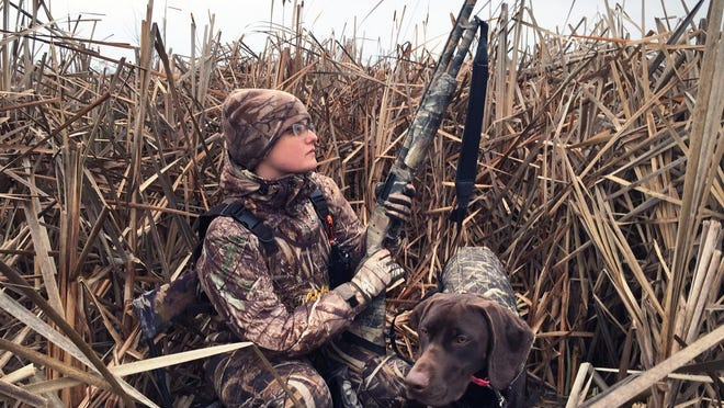 "Public Question 1 on the Nov. 8 ballot is called a ""Right to Hunt and Fish"" measure."