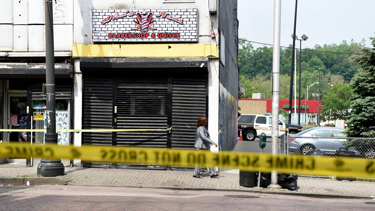 A store owner near the scene of a fatal shooting in Paterson talks about the area and his experiences with NorthJersey.com reporter Jai Agnish.
