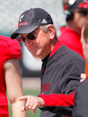 UC's Tommy Tuberville