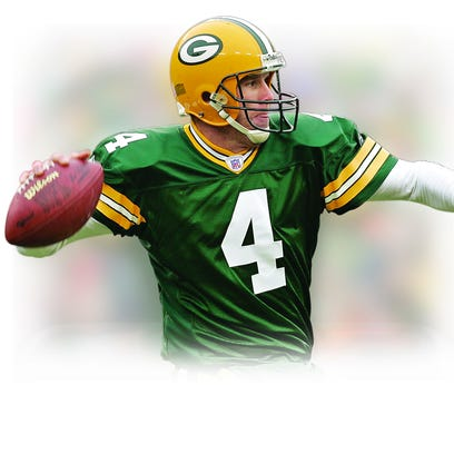 Brett Favre played for the Packers from 1992-2007.