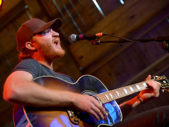 Eric Paslay will perform on Aug. 6 at the Indiana State Fair.