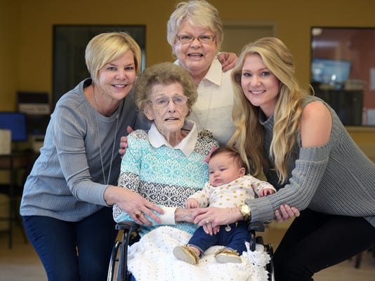 5 generations of mothers daughters share life stories lessons