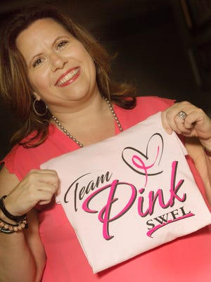 Joann Frazier is the founder of Team Pink SWFl. She started Team Pink, after being diagnosed with breast cancer. She wants to raise money for women in middle class who have trouble getting insurance.