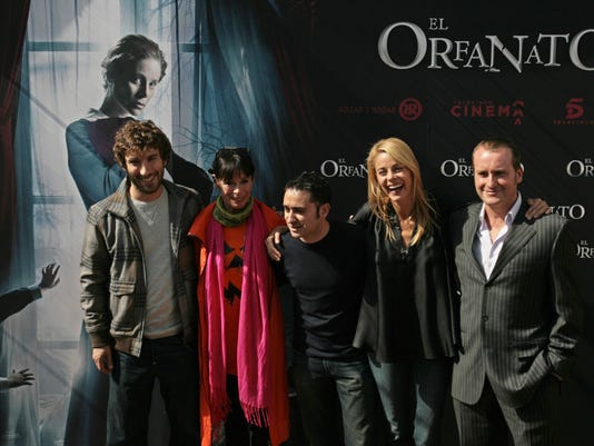 The Orphanage premier