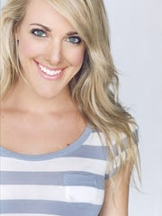 Standup comedian Kate Quigley will be at the Blue Room Comedy Club this weekend.