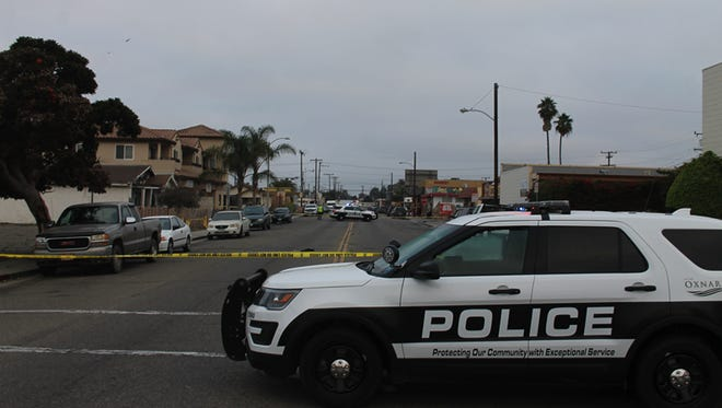 Oxnard police were investigating a fatal hit and run collision involving a pedestrian on Tuesday morning.