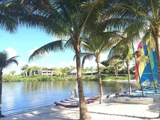 Club Med Sandpiper Bay in Port St. Lucie is a great