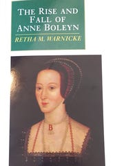 """Retha M. Warnicke's book """"The Rise and Fall of Anne"""