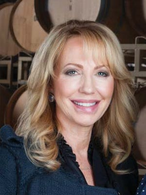 Stacy Lill is founder and brand ambassador of O Wines.