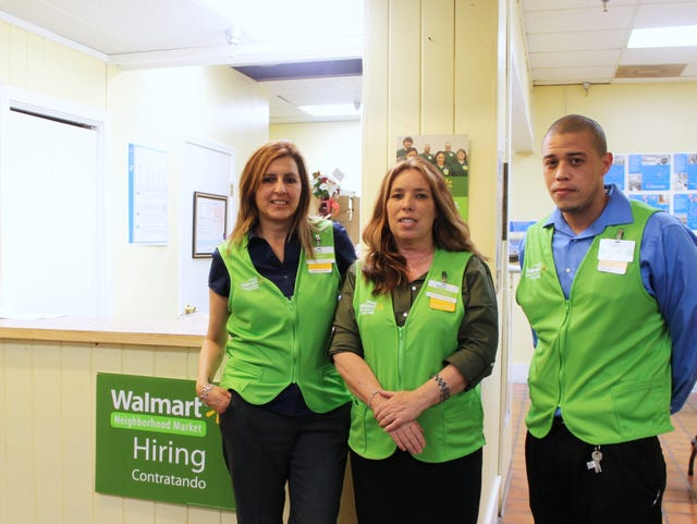 Walmart Neighborhood Market to hire 95 employees